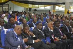Participants at the Openng Ceremony