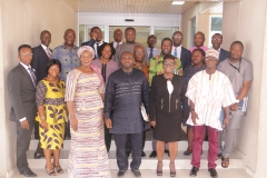 Group Picture of Parliamentary Select Committee