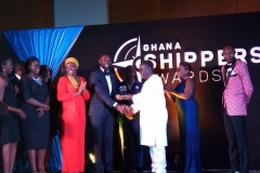 SHIPPERS AWARD