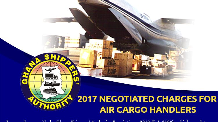 2017 NEGOTIATED CHARGES FOR AIR CARGO HANDLERS