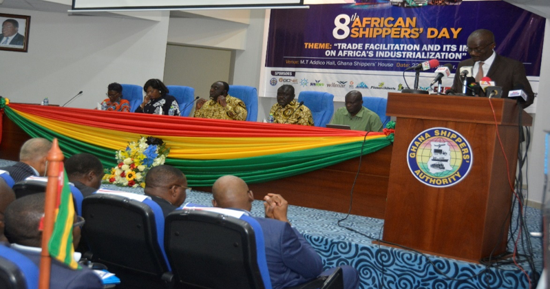 8th African Shippers Day held in Accra