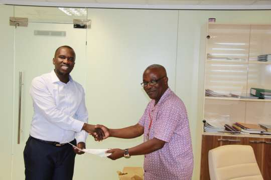 Ghana Shippers' Authority supports GNA Sports at 2018 Commonwealth Games