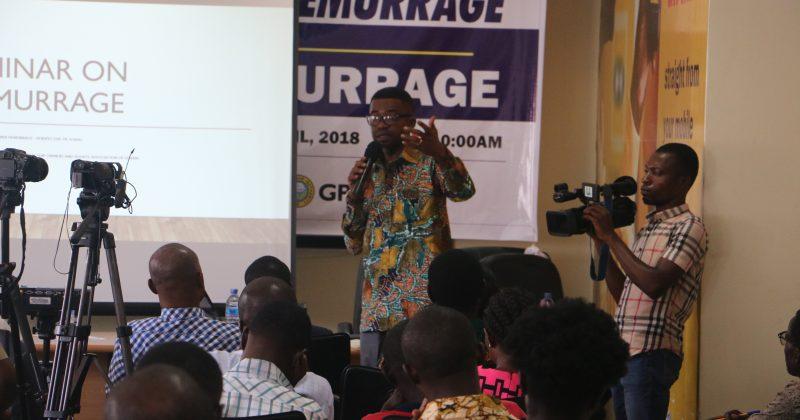 Demurrage seminar held for members of GUTA