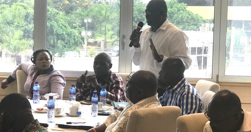 Accra Regional Shipper Committee holds breakfast meeting on EasyPASS