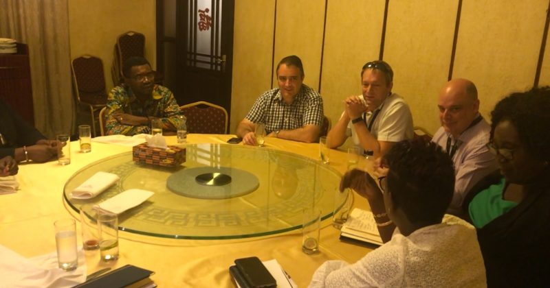 GSA interacts with Ship Owners and Agents Association of Ghana